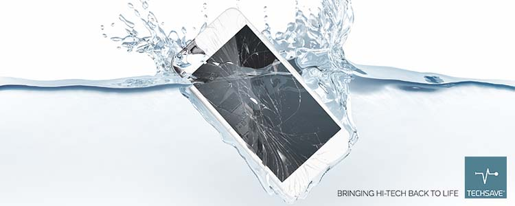 Why is a water damaged phone so difficult to repair?