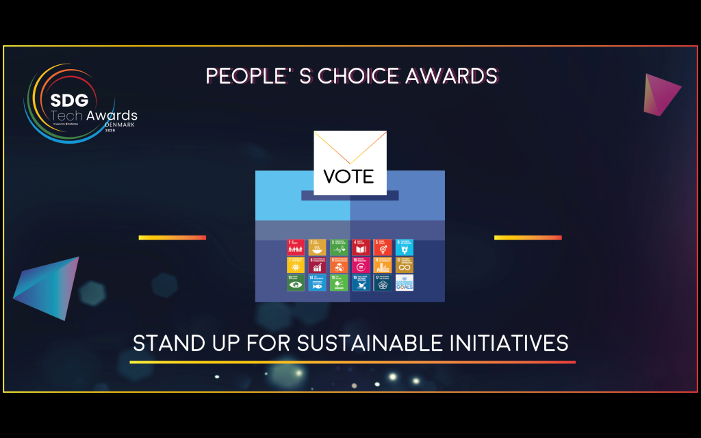 Vote for Techsave at the People's Choice Award